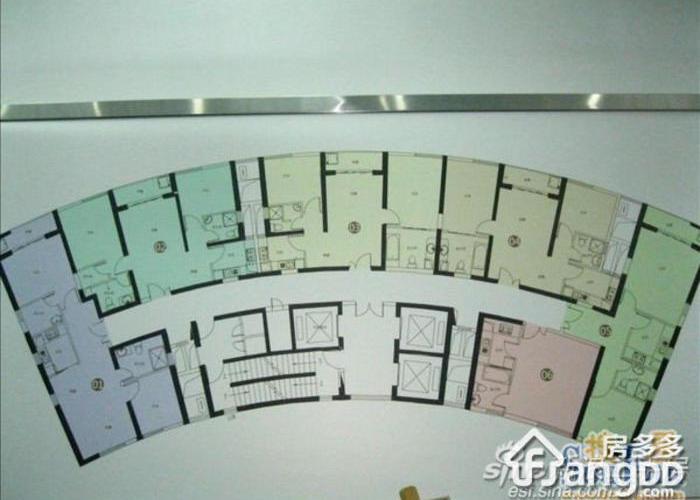 珠海2室1厅0卫95㎡-莱茵半岛户型图-买房大师