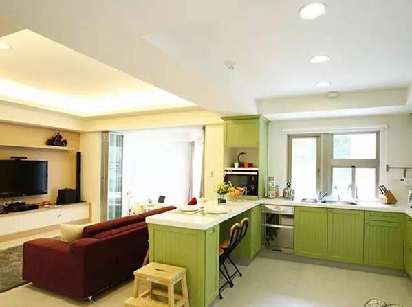 瓦房店高颜值小户型客厅装修 教您最合理利用空间