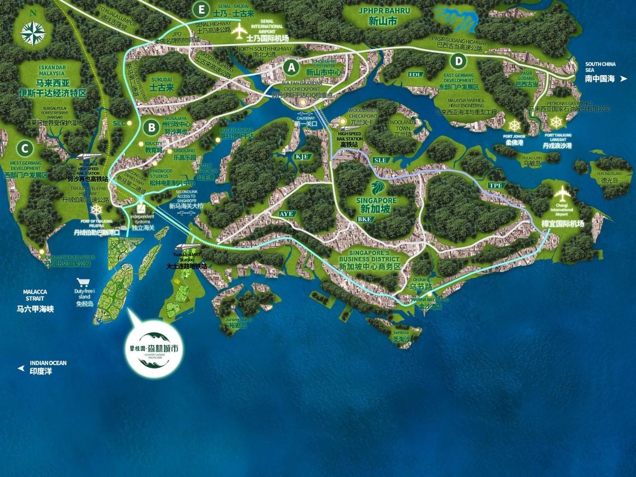 实地考察森林城市,海外买房怎么看?