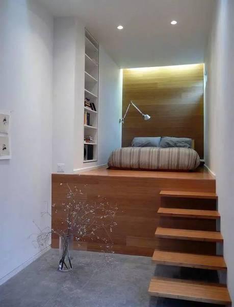 小卧室装修效果图汇总 小空间大精彩!