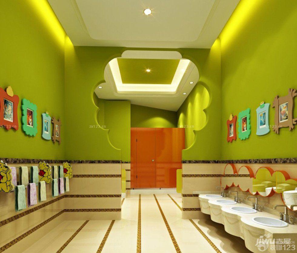 幼儿园室内装修设计效果图