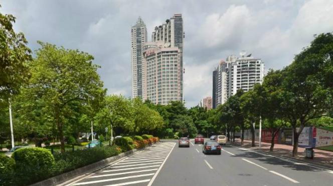 广州发展中心大厦