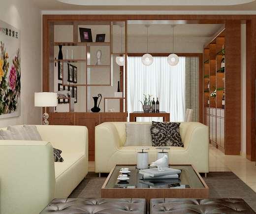 客厅和餐厅隔断效果图有哪些 客厅和餐厅隔断怎么设计