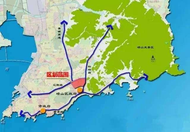 建设以蓝色经济为引领,财富管理为特点的立足山东,辐射东北亚的区域图片