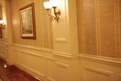 护墙板效果图大全有什么 如何用护墙板装修设计
