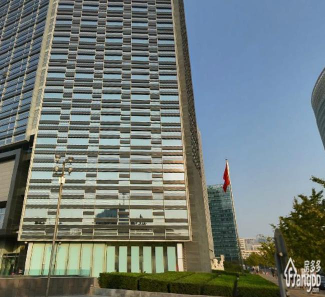 北京鑫茂大厦有多少车位?