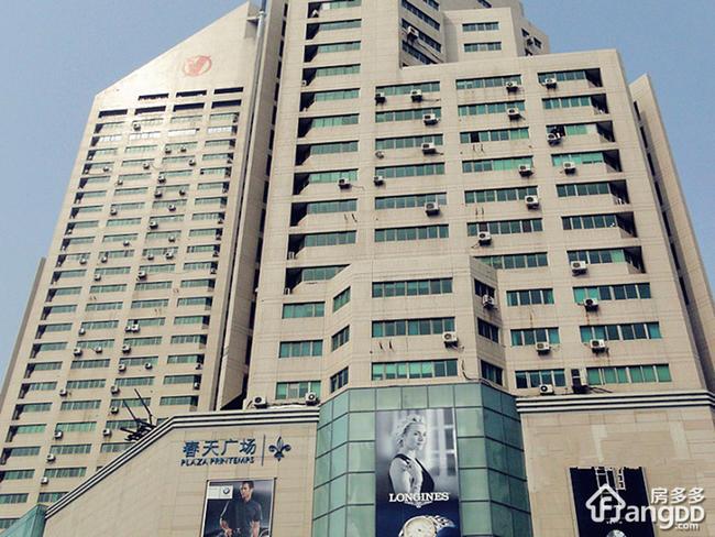 青岛深业大厦容积率多大?