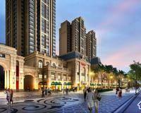 中信城左岸小区图片