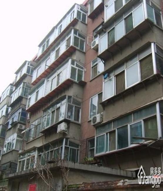 济南白鹤小区的建筑面积是多少?