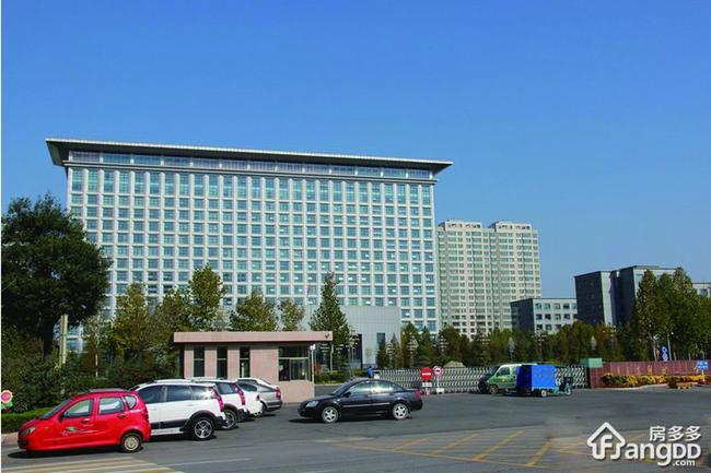 潍坊歌尔绿城,歌尔绿城有多少车