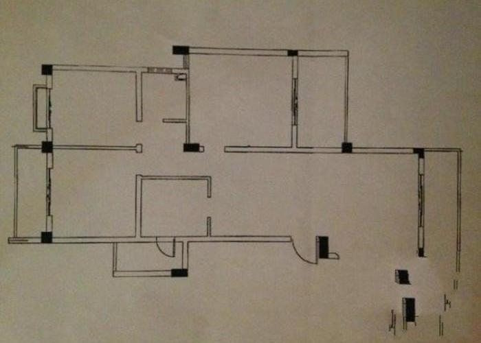 城市三面光房屋设计图