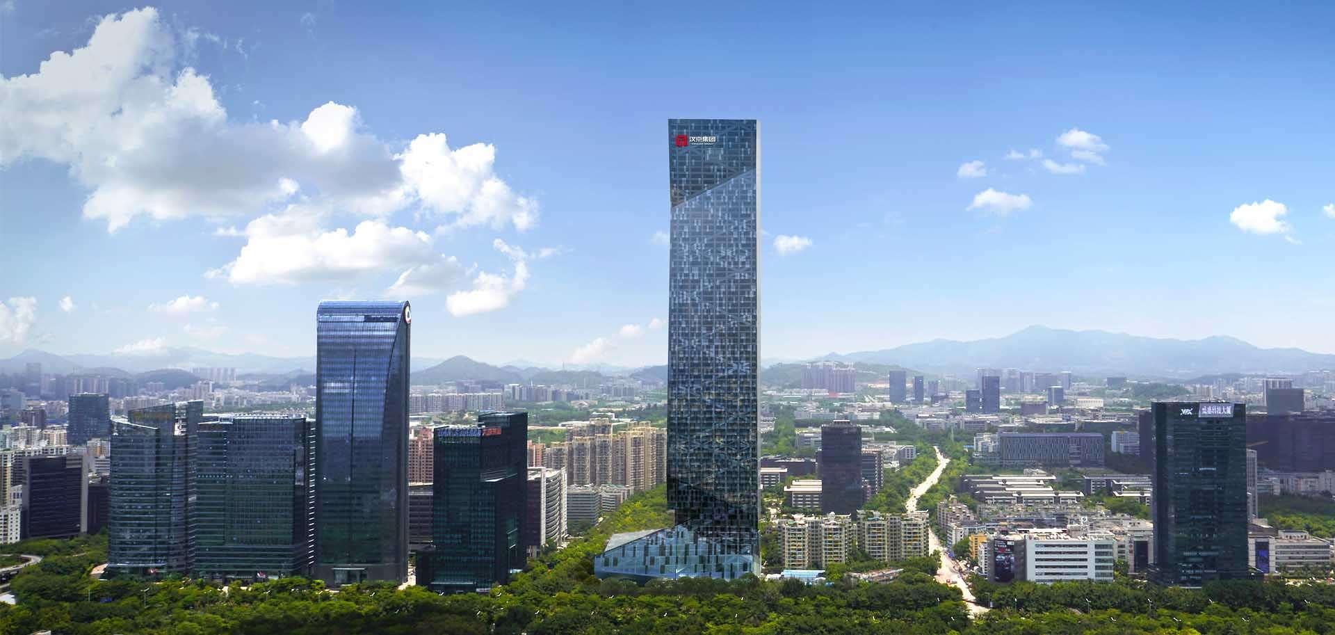 深圳第一高楼又要变了:龙岗将开建668米摩天大楼打造新增长极!