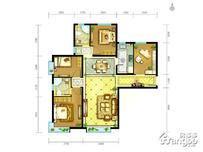中兴和园4室2厅2卫户型图