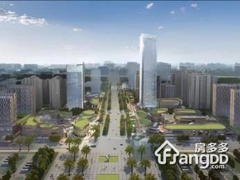 荆州城际空间站三期住宅 封面图_0