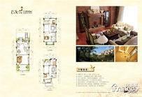 长信半岛美庐4室2厅4卫户型图
