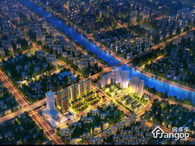 南长区富力运河十号即将加推,距地铁1号线约1.1公里,精装三房3万/㎡起