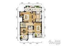 金泰南燕湾5室2厅3卫户型图