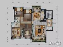 碧桂园·天悦府4室2厅2卫户型图