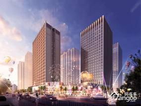 长沙金科时代中心商铺