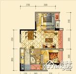 金沙明珠4室2厅2卫户型图