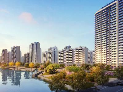 杭州湾打造世界级文旅小镇,自带完善商业配套,均价1.15万/㎡!