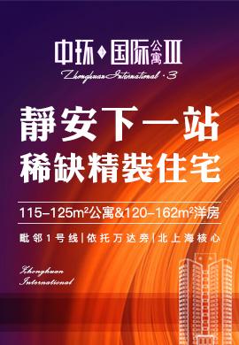 上海0915中环国际公寓三期