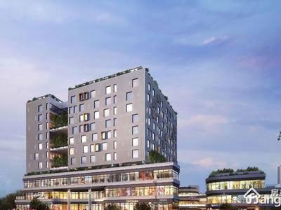 上海高关注人气项目三弦海上金街,闵行买房高优选择