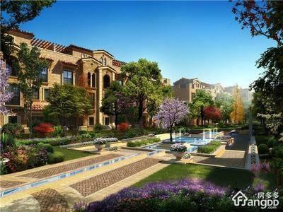 邀您共赏上海绿宝园,为何在浦东成为热门楼盘