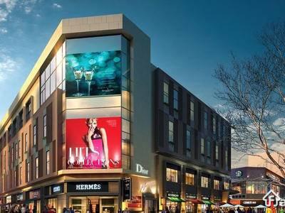 规划合理,配套完善 置业上海嘉定首选新城庭悦商业广场