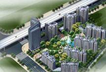 城市风景封面图