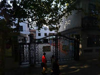 上海卢湾区巨鹿路第一小学