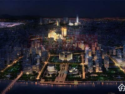 上海品质项目滨江凯旋门,浦东 商圈辐射 配套齐全