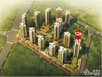 多角度解密重庆环山国际,它凭这个成为渝北优质项目
