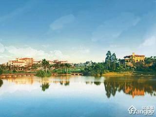 中国美林湖爱琴海