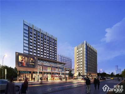 卓越时代广场,在上海宝山置业首选这个项目