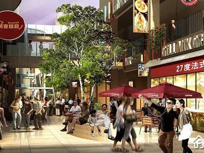 港隆时代广场开盘热卖!位于宁波江东的这个楼盘到底好在哪?