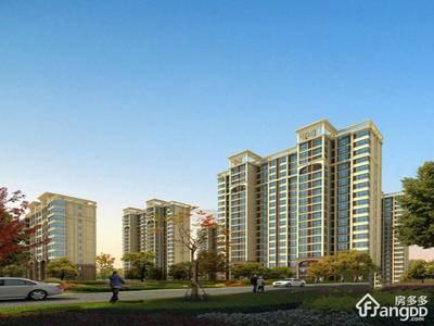 郑州帝华凯旋城占据荥阳优质地段,匠筑城市上品居家经典